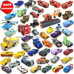 Disney Mattel Pixar Cars1/2/3 Metal Diecast Vehicle Kid Mode
