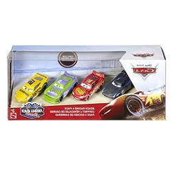Cars NEW Disney Pixar FIREBALL BEACH RACERS RACING 4 PACK Li