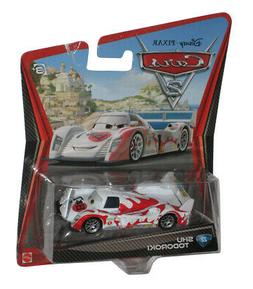 Disney / Pixar CARS 2 Movie 155 Die Cast Car #22 Shu Todorok