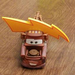 Disney Pixar World of Cars Mater With Lightning Bolt 1:55 Ma