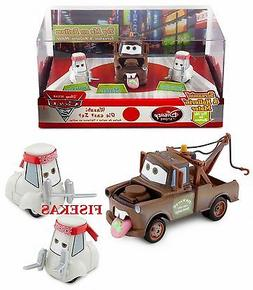 Disney Store Cars Die Cast Wasabi Mater Screaming Hollering