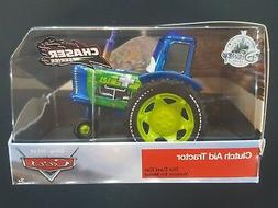 DISNEY STORE PIXAR CARS CHASER CLUTCH AID TRACTOR SAVE 6% GM