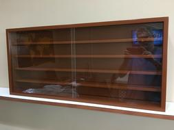 Display case cabinet shelves for diecast collectibles  5C1C