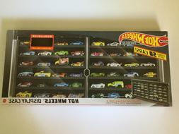 Hot Wheels Display Case for 50 Cars Scale 1:64 NO CAR IS INC