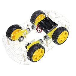 The perseids DIY Robot Smart Car Chassis Kit with Speed Enco