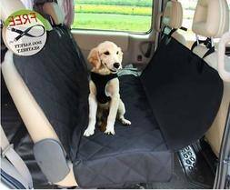 Jespet Dog Car Seat Cover,  Protector for Cars, Trucks, SUV,