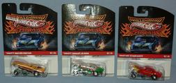 Hot Wheels Drag Strip Demons 3 Funny Cars : Time Traveler, P