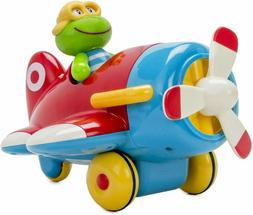 Early Learning Centre Toybox Frankie Frog and his Flying Mac