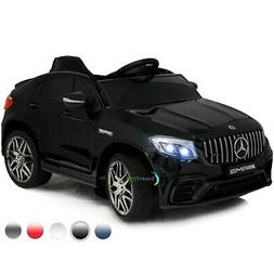 Electric Cars For Kids 12V Powered Mercedes w/ Remote Contro