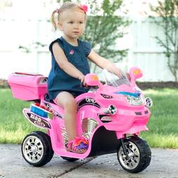 Electric Cars For Kids To Ride On Toys Riding Motorcycle Tri