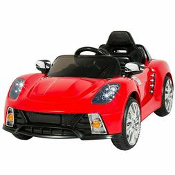 Electric Cars For Kids To Ride Toy Toddler 12V Girls With Mu