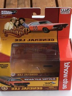 Empty Cardboard & inner cube Auto World General Lee Dukes of