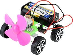 Fan DIY Micro Car Kit