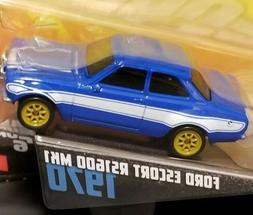 FAST AND FURIOUS 1970 FORD ESCORT RS1600 MK1 6/32 1:55 FCF41