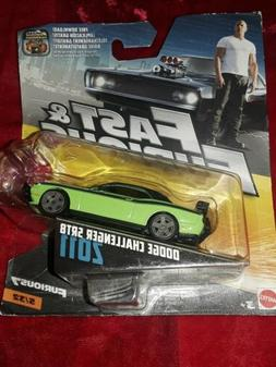 Fast and Furious 7 Dodge Challenger SRT8 1:55 Scale Furious