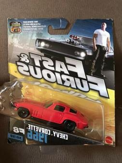 Fast and Furious Chevy Corvette 1:55 Scale Furious Edition 3