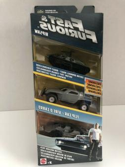 Fast & Furious Custom Mission 3 Pack Ripsaw, Flip Car and Do