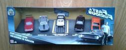 Fast and Furious Road Muscle 5 Car Pack Mattel New in Box NI