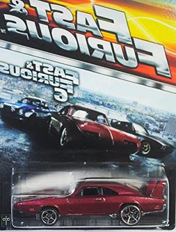 Hot wheels Fast & Furious '69 dodge charger daytona 01/08 Ra
