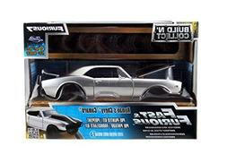 Fast Furious 7 Roman's Chevy Camaro Off Road 1:24 Scale Buil