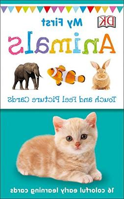 My First Touch and Feel Picture Cards: Animals