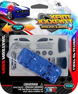 Max Traxxx Award Winning Ford Mustang Light Up Marble Tracer