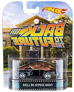 48 Ford Super De Luxe Back To The Future Hot Wheels 2015 Ret