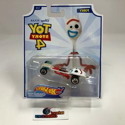 Forky Toy Story 4 * Hot Wheels Character Cars * Q67