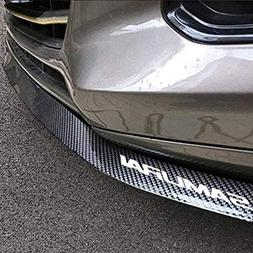 Front Lip ,HengJia Auto Parts  2.5m/8.2ft Car Rubber Bumper