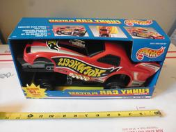 Hot Wheels Funny Car Play Case New in Box for Hot Wheels 14