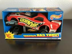Hot Wheels Funny Car Play Case New in Box for Hot Wheels Sto