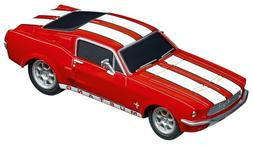 Carrera GO!!! Ford Mustang '67 - Racing Red 1:43 scale analo