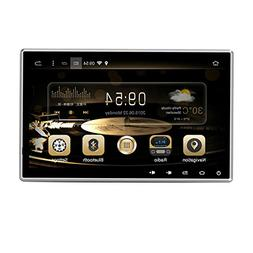 Effort GPS Navigation Android 8.0 Car Stereo CD DVD Player I