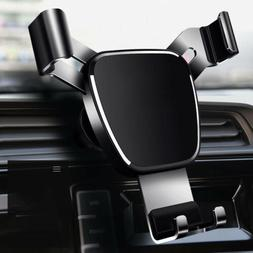 Gravity Car Air Vent Mount Cradle Auto Holder Stand for iPho