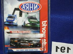 AUTO WORLD HO SCALE NHRA MATT HAGAN 4 GEAR MOPAR FUNNY CAR S