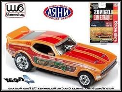 HO Slot Car - Auto World 4-Gear Legends of the 1/4 Mile - US