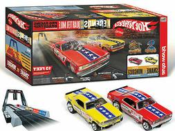 HO Slot Car Track - Auto World - Trans America ThunderJet Ul
