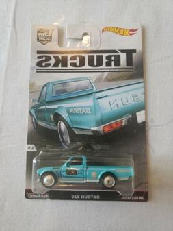 Hot Wheels 2016 Car Culture Datsun 620 With Real Riders - MO