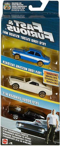 Hot Wheels Exclusive Fast and Furious Diecast Vehicle Ultima
