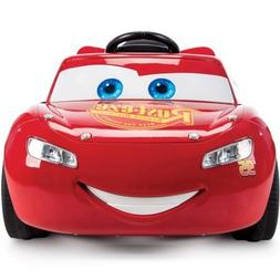 Huffy Pixar Cars 3 Lightning McQueen 6V Battery-Powered Ride