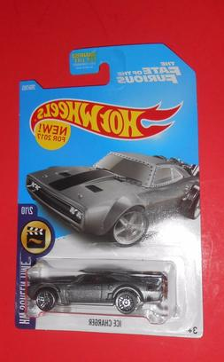 HOT WHEELS ICE CHARGER FATE OF THE FURIOUS NEW FOR 2017 HW S