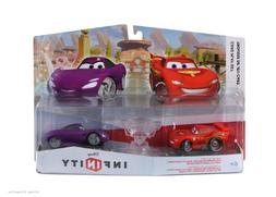 Disney Infinty Cars Playset Pack Lightning McQueen and Holle