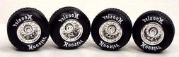 irregular Hooiser Race Tires for 1/24 Scale race cars, gaps
