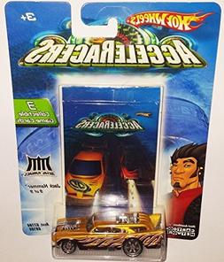 Hot Wheels JACK HAMMER Die-Cast Car AcceleRacers / Metal Man