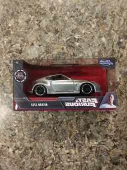 JADA 1:32 SCALE NEW FOR 2020 FAST & FURIOUS NISSAN 370Z BRAN