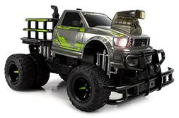 Velocity Toys Jungle Sky Thunder Dually Electric RC Monster
