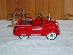 Hallmark Kiddie Car Classics 1941 Steelcraft by Murray Fire