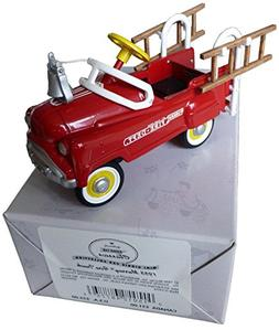 Hallmark Kiddie Car Classics 1955 Murray Fire Truck MINI QHG