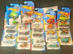 Hot Wheels - Kids Gift Lot - Great for Parties - Lots of 6 -