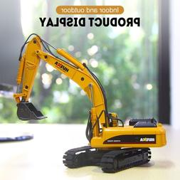 Kids Toys 1:50 Gifts Excavator Truck Cars Vehicle Toys for C